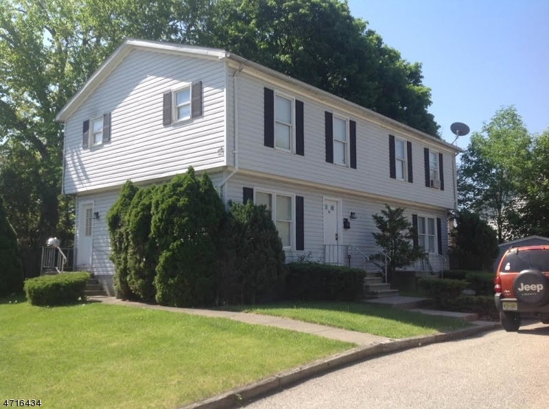 Multi-Family Home for Sale at 88-90 CLARK Street Dover, New Jersey 07801 United States