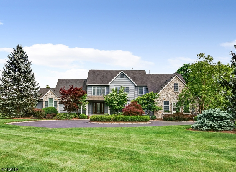 Maison unifamiliale pour l Vente à 27 Clearview Road Readington, New Jersey 08889 États-Unis