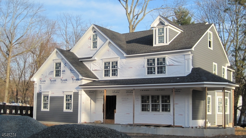 Single Family Home for Sale at 1 Norwegianwoods Scotch Plains, New Jersey 07076 United States