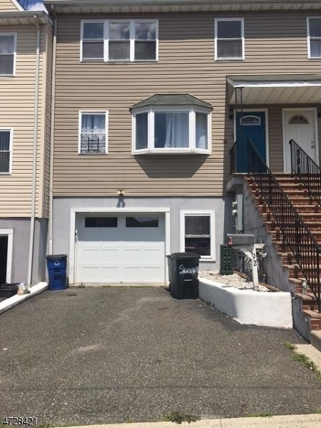 Single Family Home for Rent at 192 Sherman Avenue Paterson, New Jersey 07502 United States