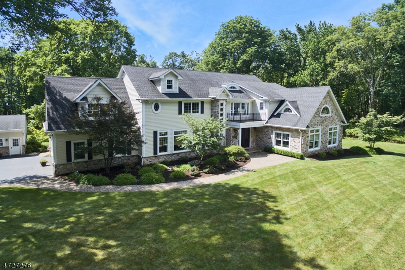 Maison unifamiliale pour l Vente à 110 STANTON MOUNTAIN ROAD Readington, New Jersey 08833 États-Unis