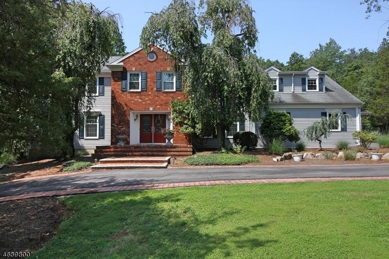 独户住宅 为 销售 在 38 Village Way 布兰斯堡, 08876 美国