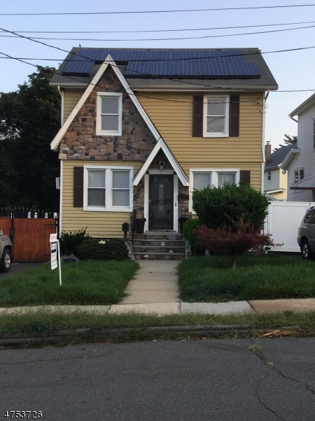 Casa Unifamiliar por un Alquiler en 1581 Julian Terrace Union, Nueva Jersey 07083 Estados Unidos