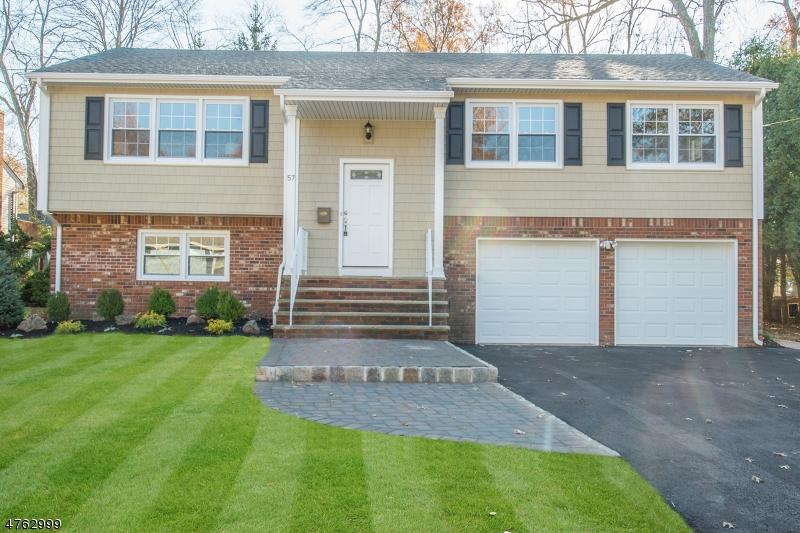 Casa Unifamiliar por un Venta en 57 Davenport Avenue Roseland, Nueva Jersey 07068 Estados Unidos