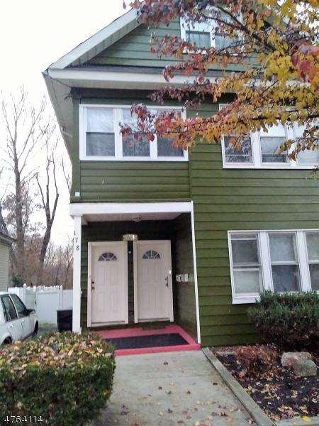 Casa Unifamiliar por un Alquiler en 178 Linden Avenue Rahway, Nueva Jersey 07065 Estados Unidos