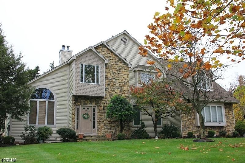 Частный односемейный дом для того Аренда на 7 Eger Lane Hillsborough, Нью-Джерси 08844 Соединенные Штаты