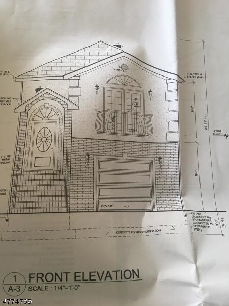 一戸建て のために 売買 アット 1777 Winfield Street 1777 Winfield Street Rahway, ニュージャージー 07065 アメリカ合衆国