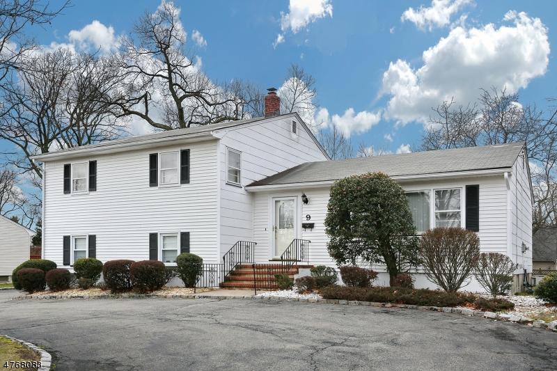 Частный односемейный дом для того Аренда на 9 Page Place Livingston, Нью-Джерси 07039 Соединенные Штаты