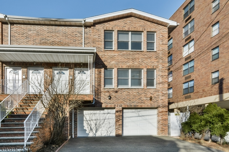 Single Family Home for Sale at 231A LINCOLN AVE -CAPTA 231A LINCOLN AVE -CAPTA Cliffside Park, New Jersey 07010 United States