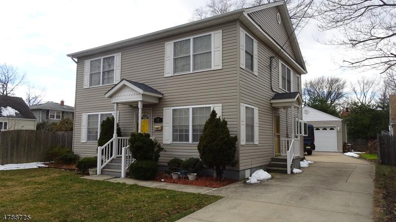 Частный односемейный дом для того Продажа на 77 Poplar Avenue Hazlet, Нью-Джерси 07734 Соединенные Штаты