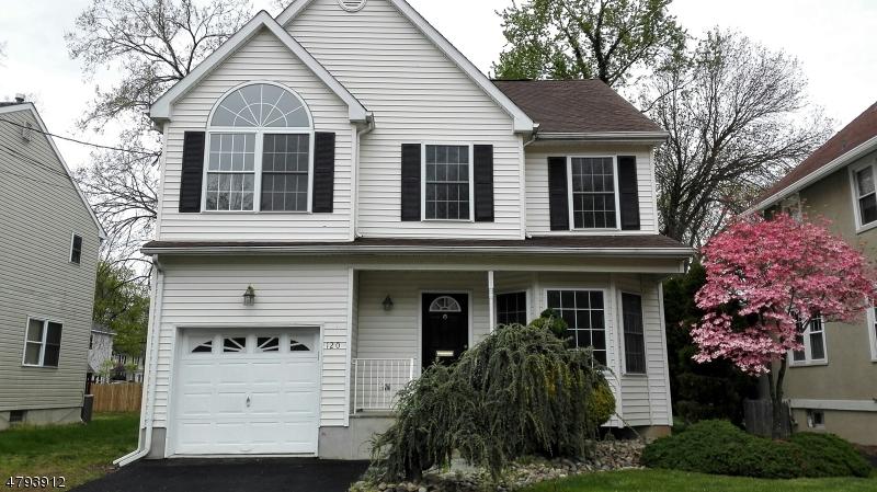 Частный односемейный дом для того Аренда на 120 Greene Place Westfield, Нью-Джерси 07090 Соединенные Штаты