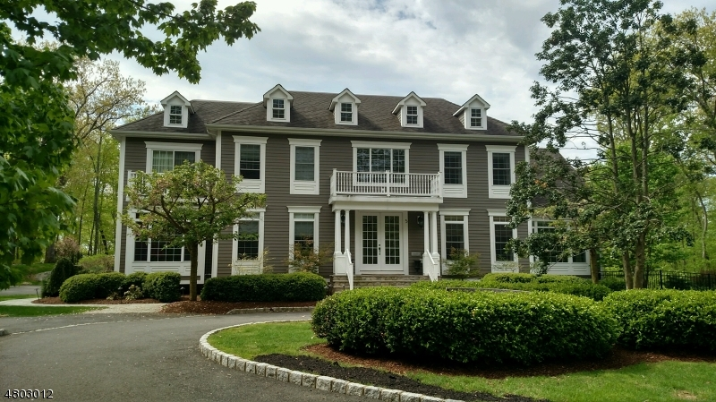 Enfamiljshus för Försäljning vid 5 Deborah Court Mount Olive, New Jersey 07836 Usa