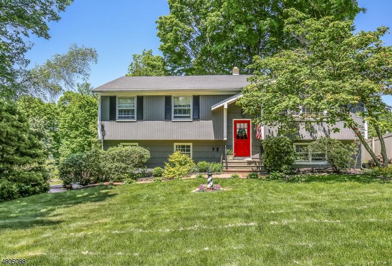 Частный односемейный дом для того Продажа на 9 Shelley Court Sparta, Нью-Джерси 07871 Соединенные Штаты