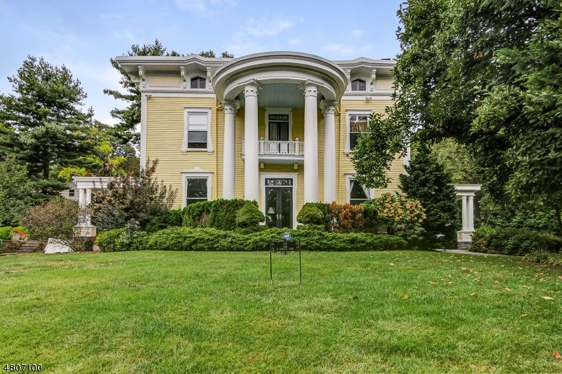 Casa Unifamiliar por un Venta en 12 N Cobane Ter West Orange, Nueva Jersey 07052 Estados Unidos