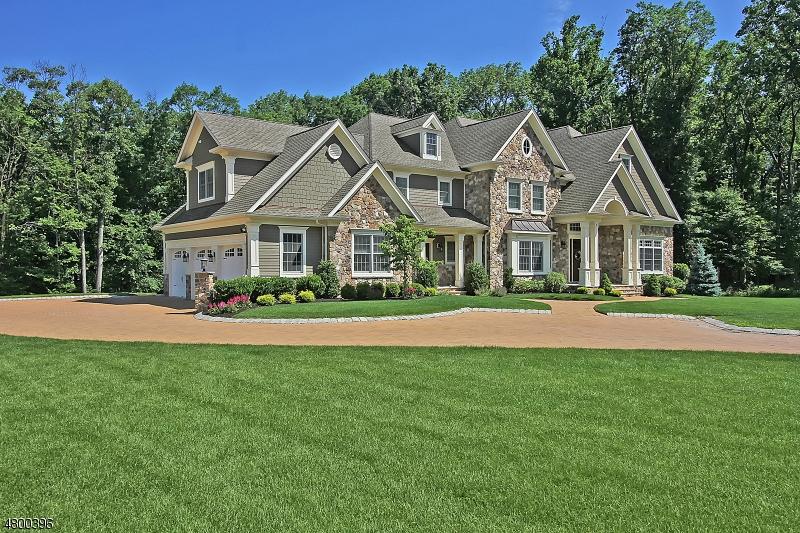 Maison unifamiliale pour l Vente à 5 Carriage Court Warren, New Jersey 07059 États-Unis