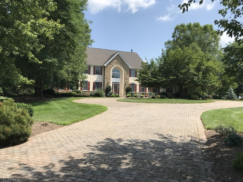 Single Family Home for Sale at 1 Pond View Court Readington Township, New Jersey 08889 United States