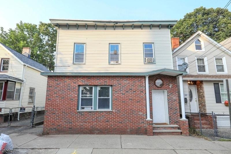 Maison avec plusieurs logements pour l Vente à 599 NASSAU Street Orange, New Jersey 07050 États-Unis