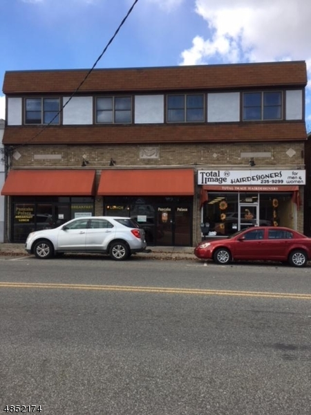 Commercial for Sale at 545 FRANKLIN Avenue Nutley, New Jersey 07110 United States