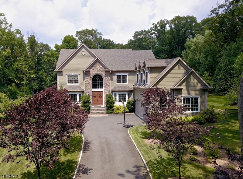 Single Family Home for Sale at 135 OAKWOOD ROAD EAST Watchung, New Jersey 07069 United States