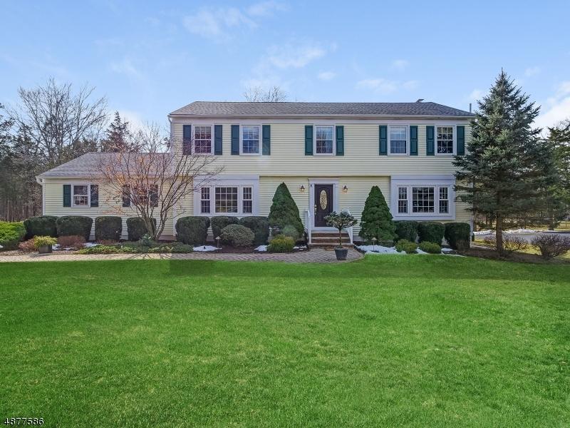 Enfamiljshus för Försäljning vid 236 WINDMILL Court Bridgewater, New Jersey 08807 Förenta staterna