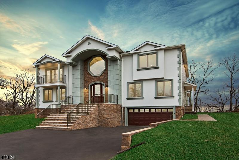 Частный односемейный дом для того Продажа на 16 RIDGE Road North Haledon, Нью-Джерси 07508 Соединенные Штаты