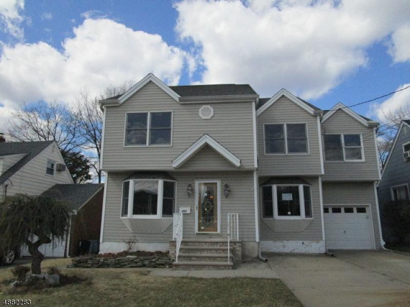 Частный односемейный дом для того Продажа на Maywood, Нью-Джерси 07607 Соединенные Штаты