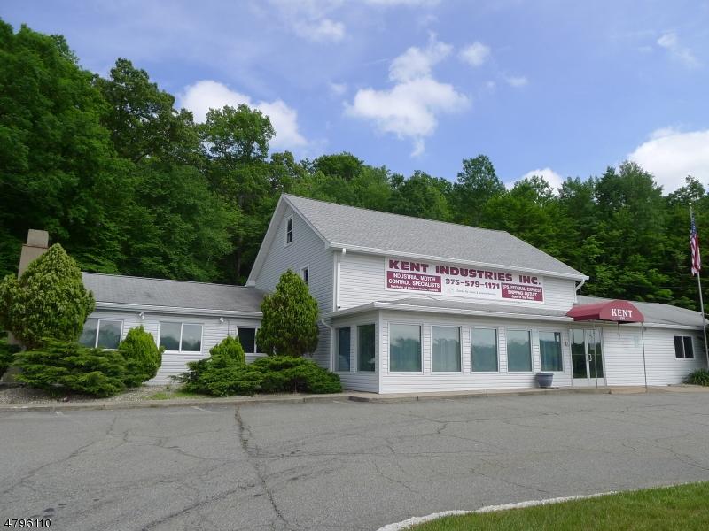 Commercial pour l Vente à Hampton, New Jersey 07860 États-Unis
