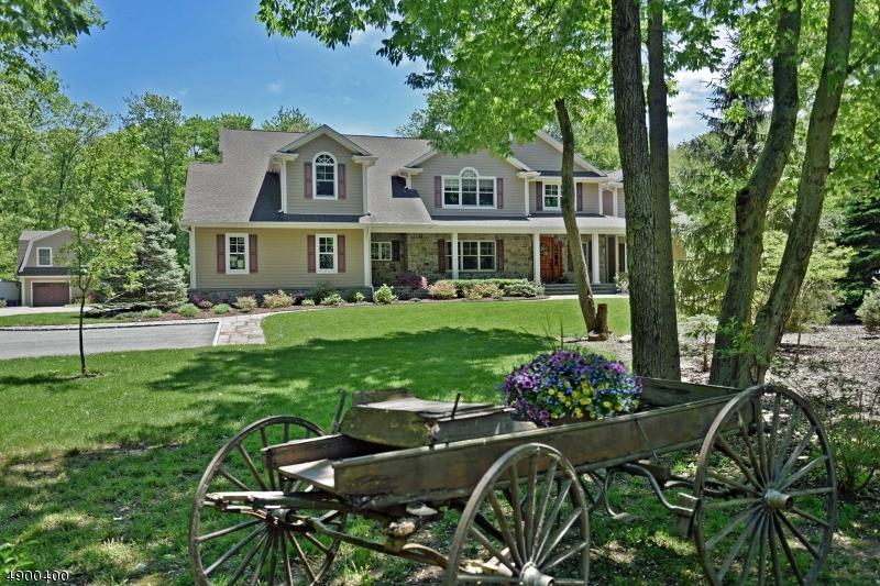 single family homes pour l Vente à Ramsey, New Jersey 07446 États-Unis