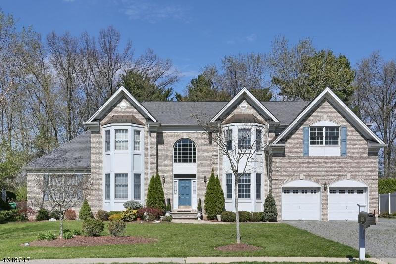 Maison unifamiliale pour l Vente à 107 Van Buren Drive Paramus, New Jersey 07652 États-Unis