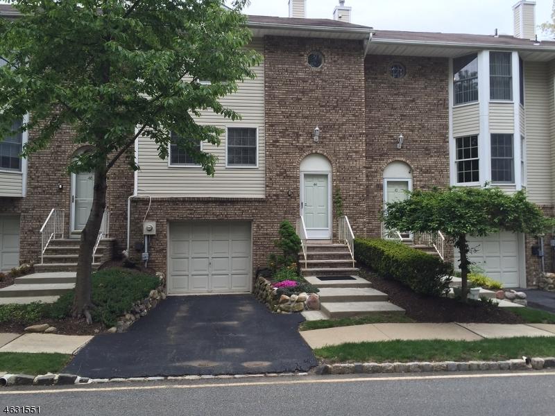 Частный односемейный дом для того Аренда на 44 Brookstone Circle Morris Plains, 07950 Соединенные Штаты
