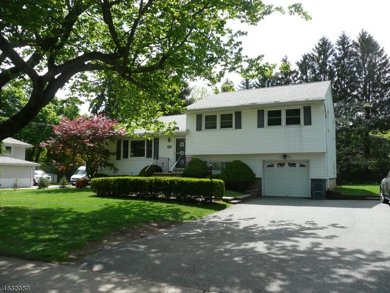 Частный односемейный дом для того Аренда на 943 Valley Road Wayne, 07470 Соединенные Штаты