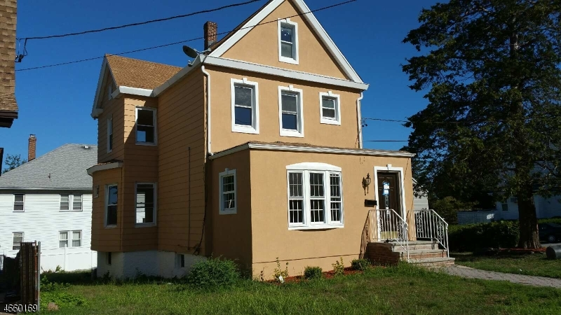 Single Family Home for Sale at 463 Stuyvesant Avenue Lyndhurst, New Jersey 07071 United States