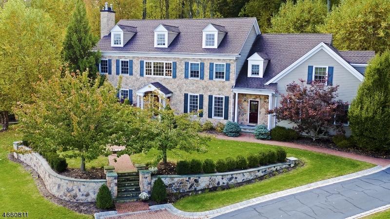 独户住宅 为 销售 在 7 Kincaid Lane 查塔姆, 07928 美国
