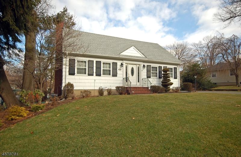Частный односемейный дом для того Продажа на 123 Francisco Avenue Little Falls, 07424 Соединенные Штаты