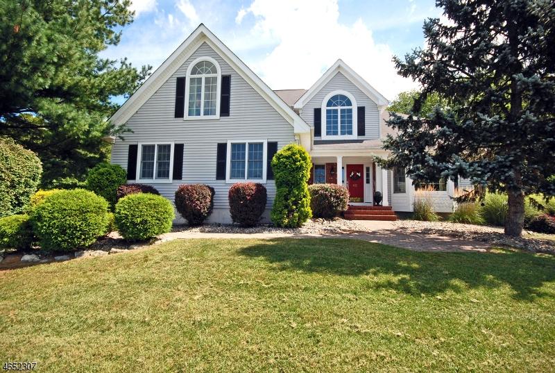 Maison unifamiliale pour l Vente à 45 Studer Road Clinton, New Jersey 08809 États-Unis