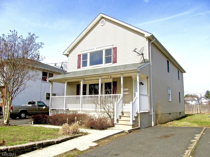 Single Family Home for Rent at 39A LAGRANGE Street Raritan, New Jersey 08869 United States