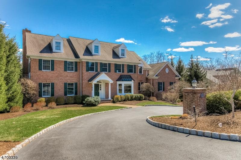 Частный односемейный дом для того Продажа на 15 INDIAN Lane Florham Park, Нью-Джерси 07932 Соединенные Штаты