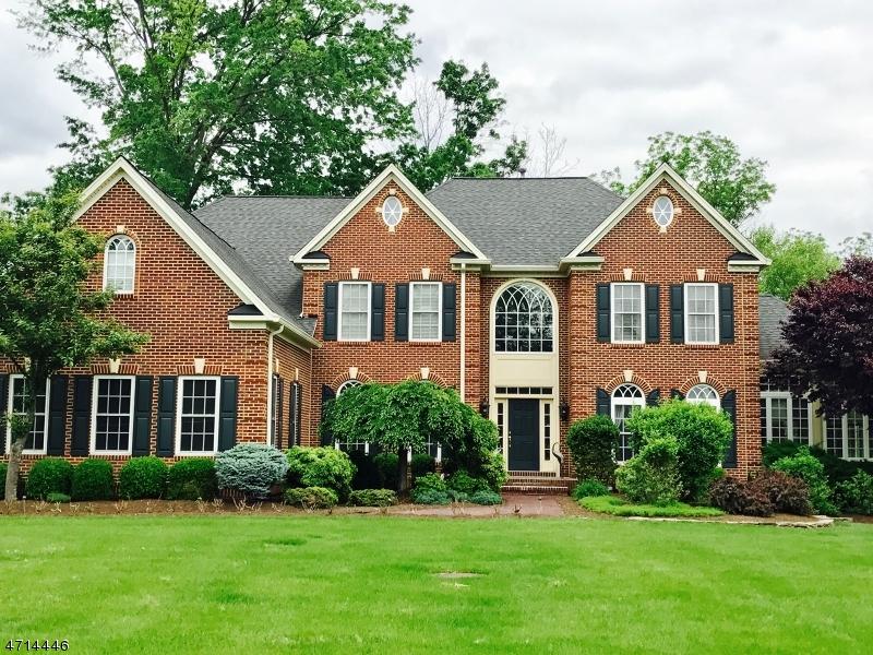 Maison unifamiliale pour l Vente à 5 Buckeye Lane Raritan, New Jersey 08822 États-Unis