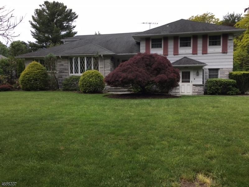 Частный односемейный дом для того Продажа на 21 Eagle Rock Avenue Roseland, Нью-Джерси 07068 Соединенные Штаты