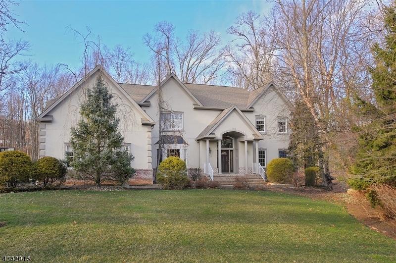 Casa Unifamiliar por un Alquiler en 27 Wychwood Way Warren, Nueva Jersey 07059 Estados Unidos