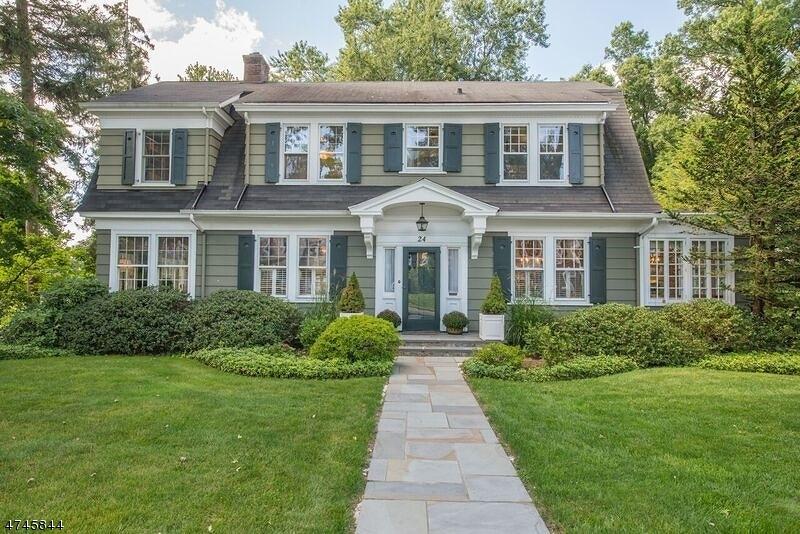 Maison unifamiliale pour l à louer à 24 Oakley Avenue Summit, New Jersey 07901 États-Unis