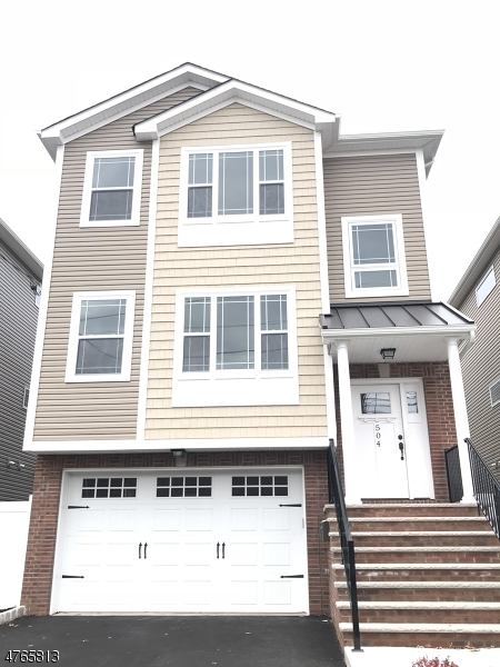 Single Family Home for Rent at 504 Madison Avenue Elizabeth, New Jersey 07201 United States