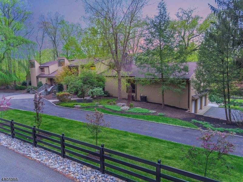 Single Family Home for Sale at 37 E Saddle River Road Saddle River, New Jersey 07458 United States