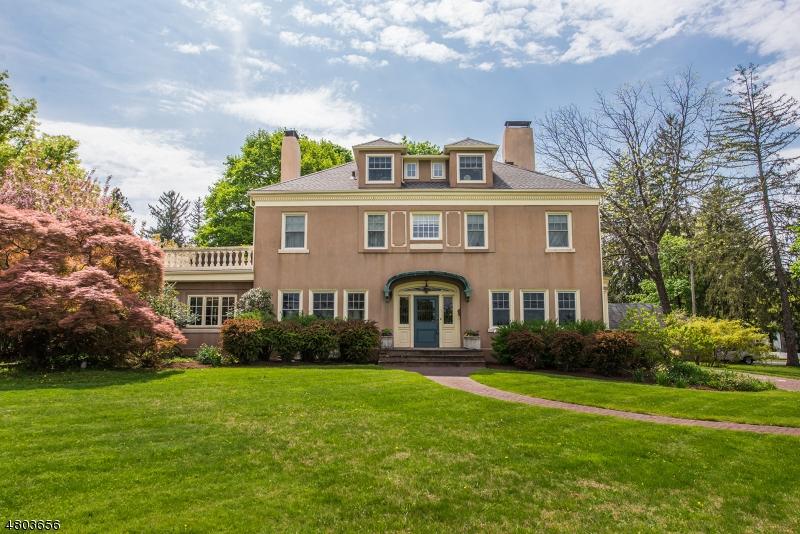 Eensgezinswoning voor Verkoop een t 19 Hilltop Road Mendham, New Jersey 07945 Verenigde Staten