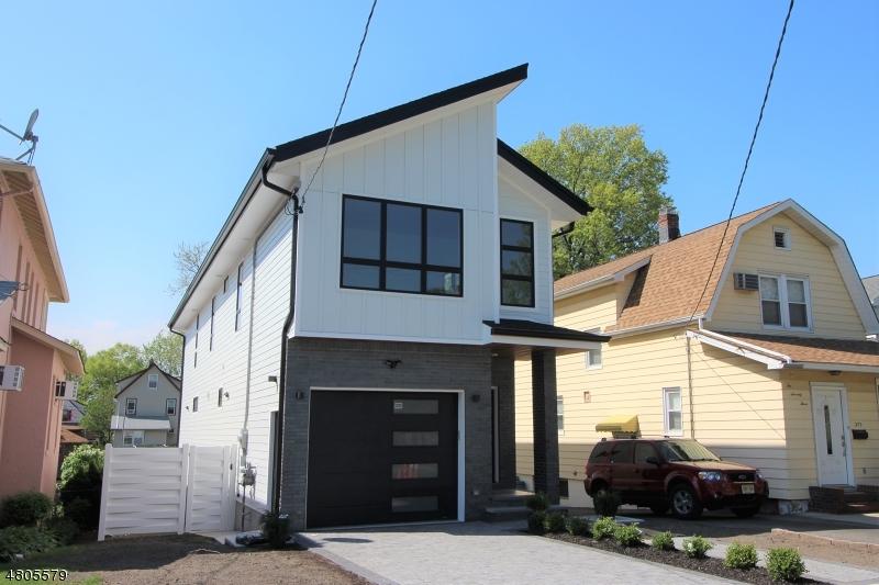 Частный односемейный дом для того Продажа на 275 Travers Place Lyndhurst, Нью-Джерси 07071 Соединенные Штаты
