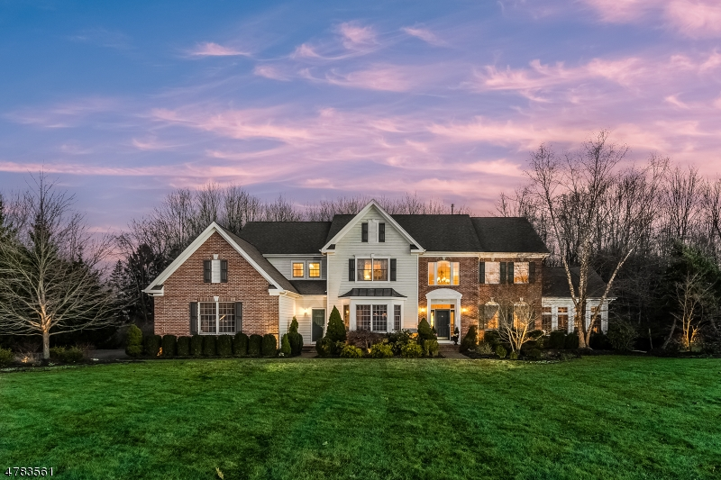 Single Family Home for Sale at 4 OVERLOOK Road Readington Township, New Jersey 08889 United States