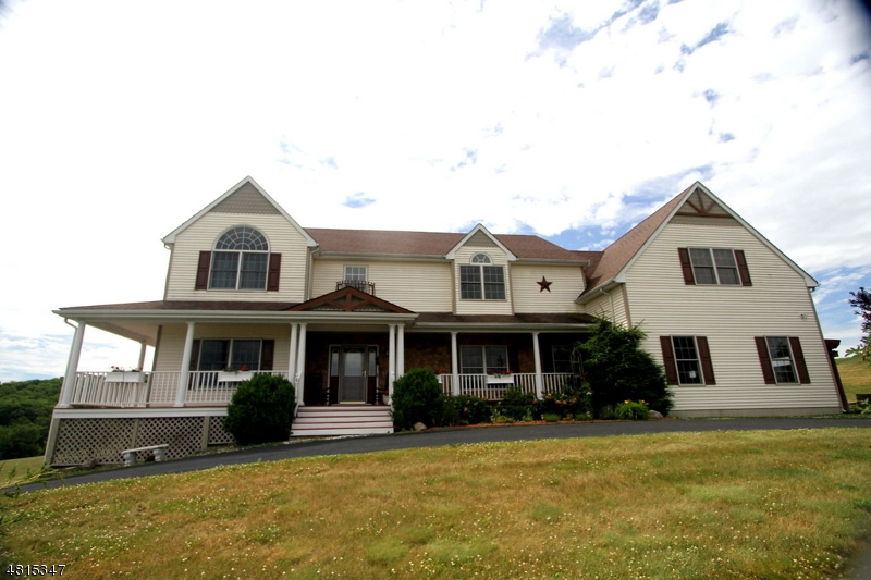 Single Family Home for Sale at 11 COUNTRY SQUIRE Lane Lafayette, New Jersey 07848 United States