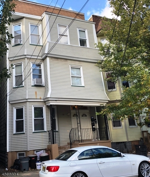 Property для того Продажа на 56 3RD Street Newark, Нью-Джерси 07107 Соединенные Штаты