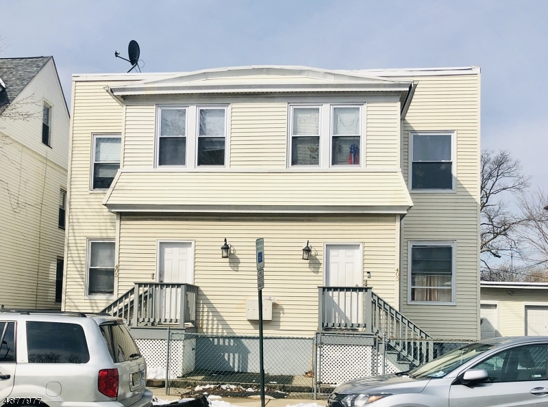 Multi-Family Home for Sale at 403 S CLINTON Street East Orange, New Jersey 07018 United States