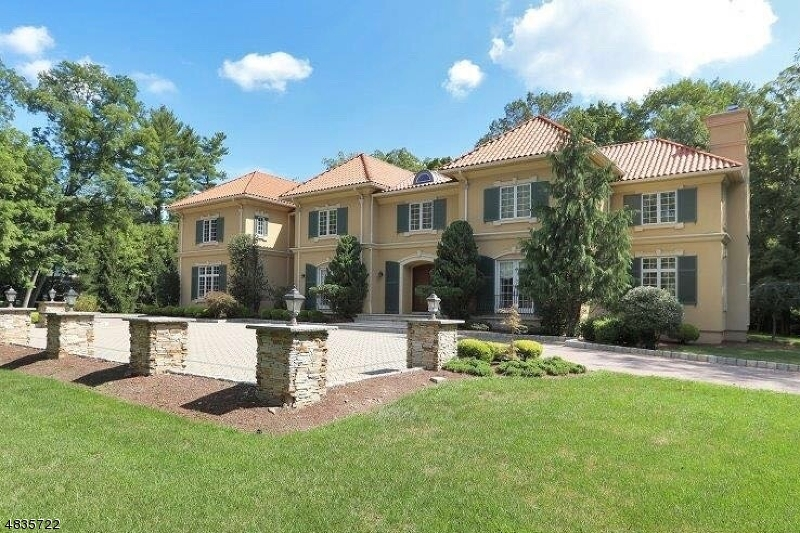Single Family Home for Rent at 186 E SADDLE RIVER RD Saddle River, New Jersey 07458 United States